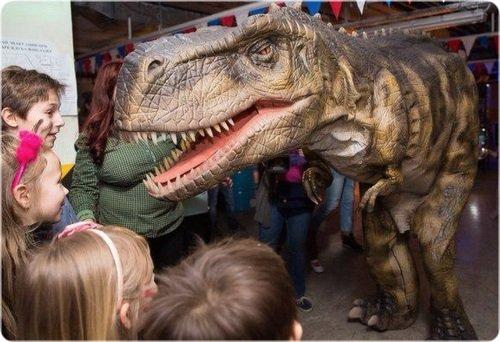 dinozavr 1 - ДЕТСКИЙ ПРАЗДНИК В СТИЛЕ МИНЬОНЫ