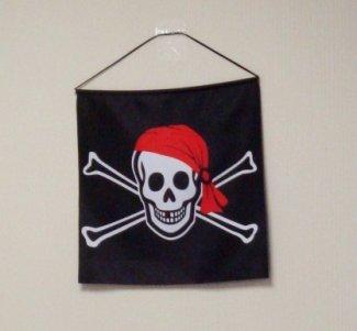 miniflag - УКРАШЕНИЕ ПОМЕЩЕНИЯ НА ПИРАТСКУЮ ВЕЧЕРИНКУ