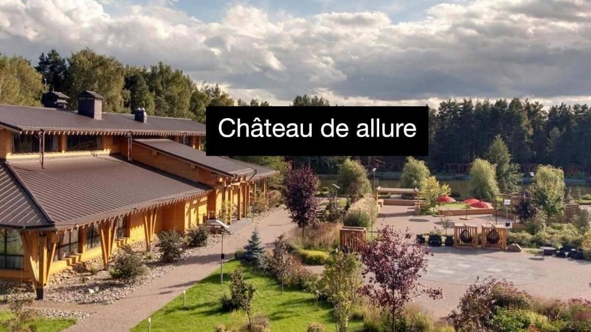 Chateau de Allur